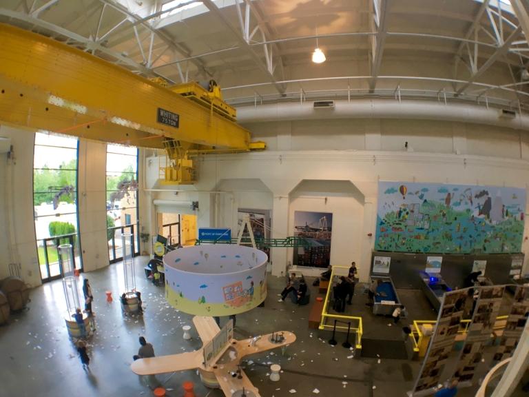 ポートランドにあるオレゴン科学産業博物館(OMSI)で親子で楽しむ体験学習