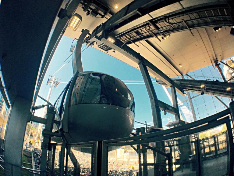 Portland Aerial Tram - Oyako Portland8
