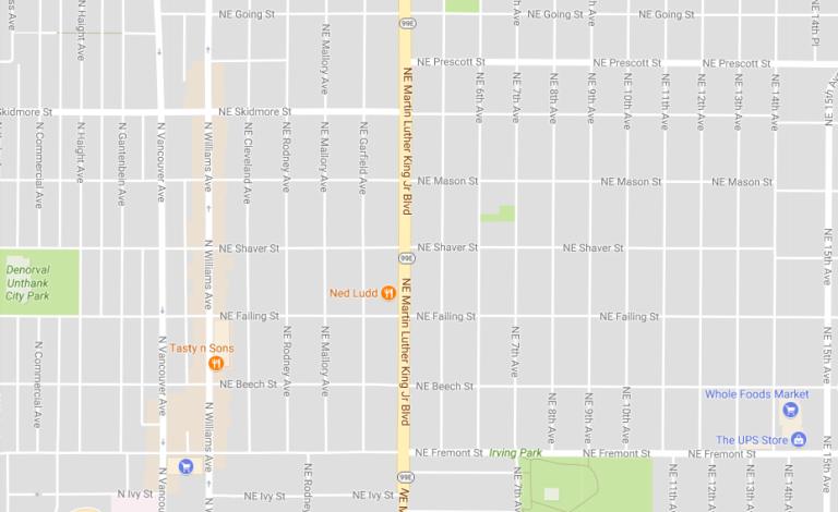 ポートランドの道、Street, avenue, 説明、Oyako Portland