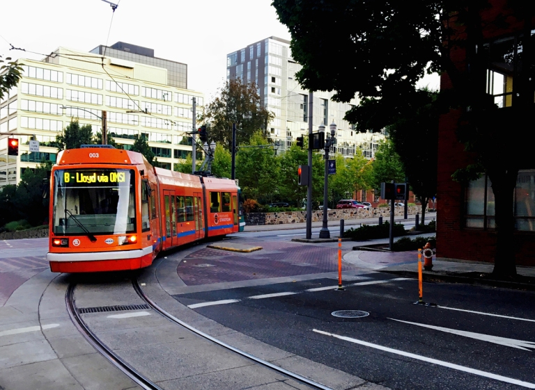 Portland Street Car - Oyako Portland10