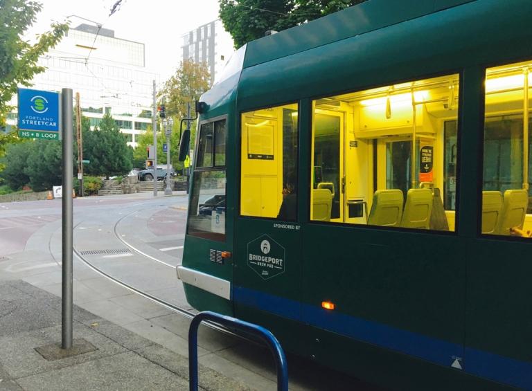 Portland Street Car - Oyako Portland9