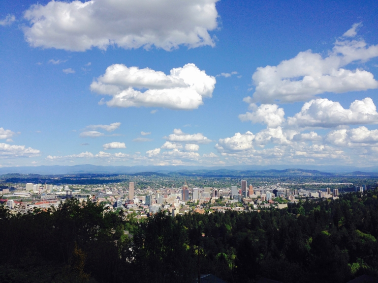 Pittock Mansion - Oyako Portland14