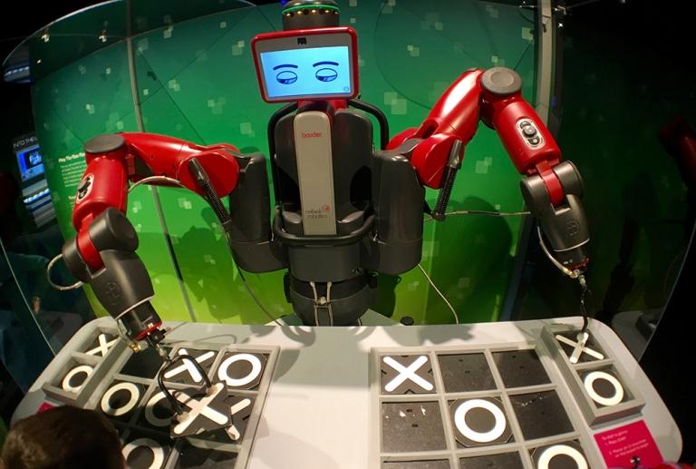 Portland OMSI Robot Revolution-Oyako Portland9