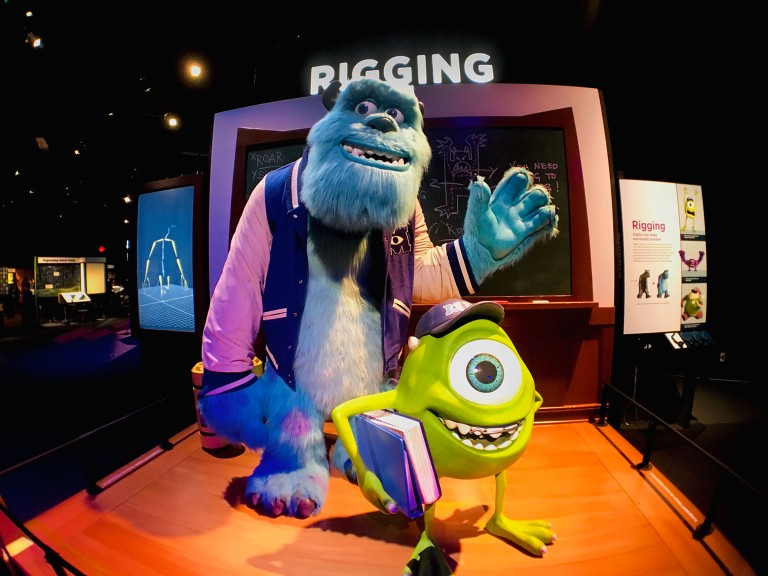 The Science Behind Pixar - Oyako Portland3