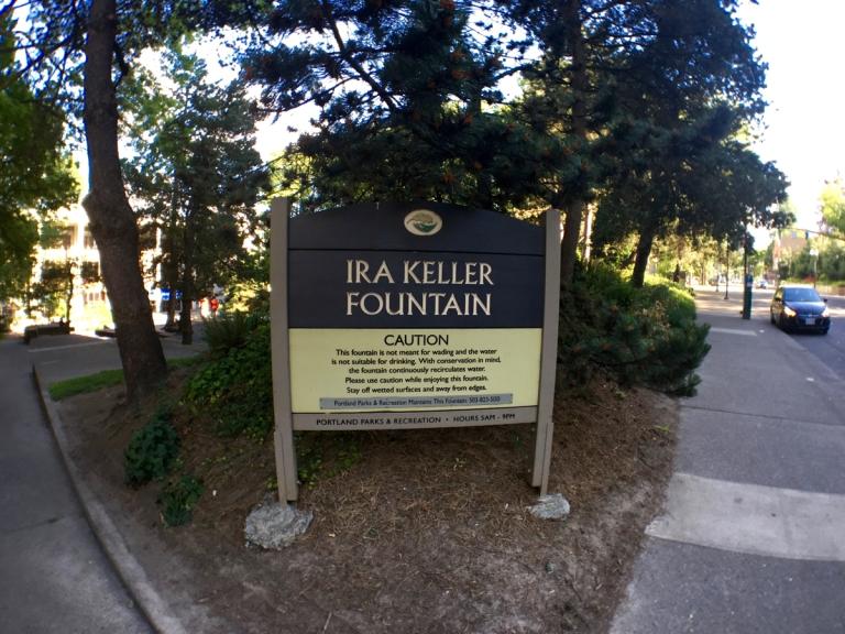 IRA Keller Fountain-Oyako Portland1