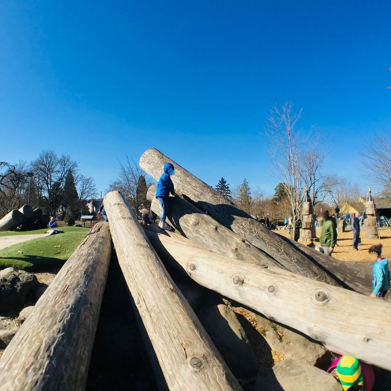 Westmoreland Park Nature Playground - Oyako Portland7
